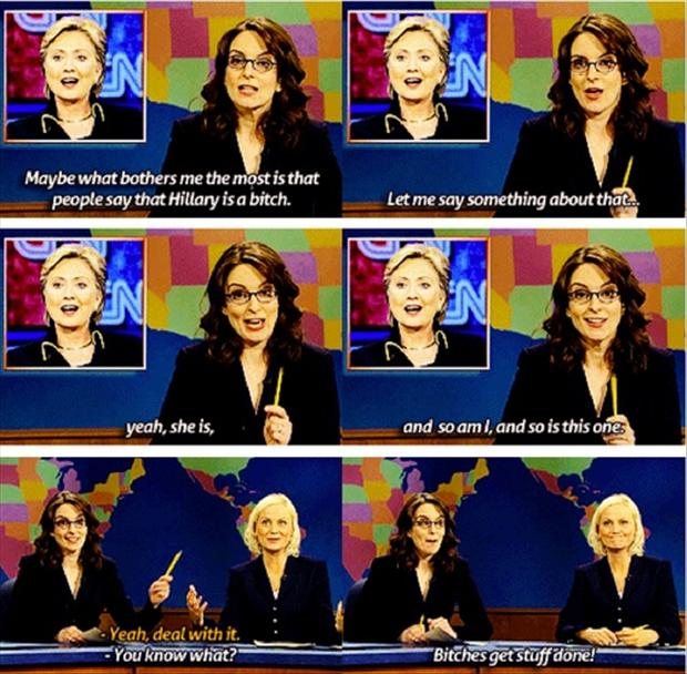 funny hillary clinton pictures
