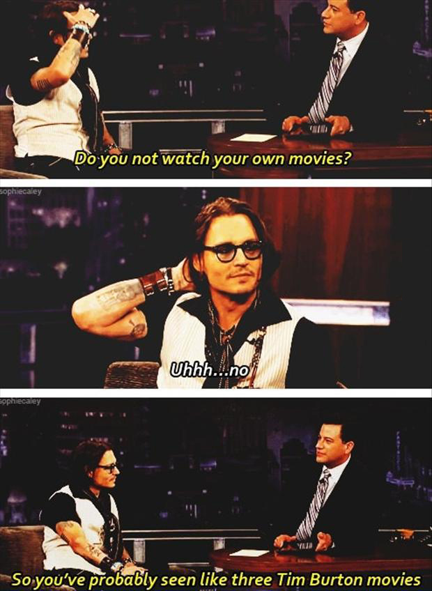 funny johnny depp quotes