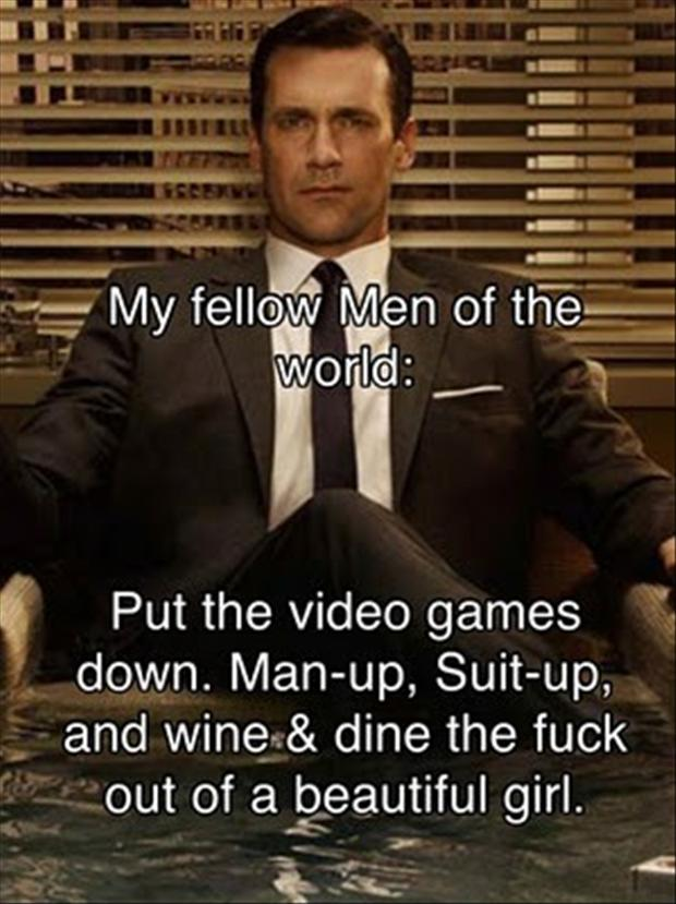 funny man quotes