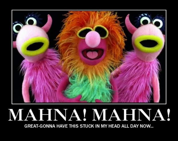 funny muppets, demotivational posters