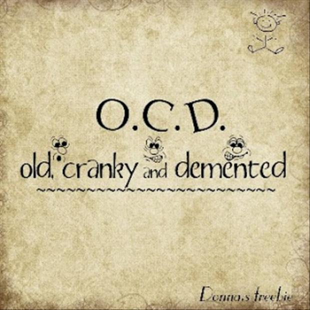 funny ocd pictures, definitions