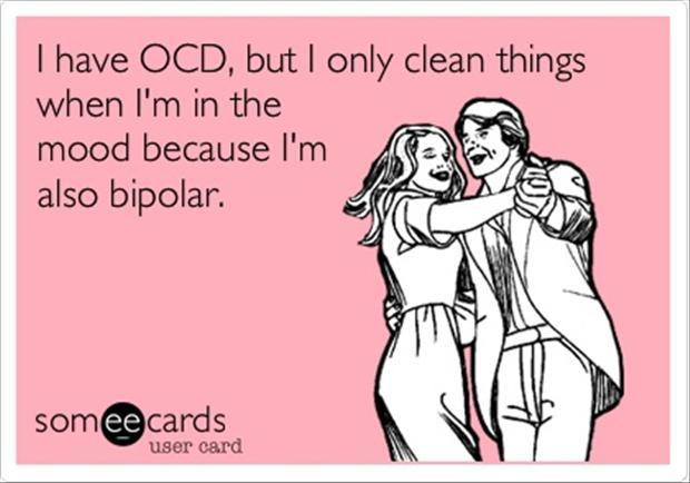 funny ocd pictures, someecards