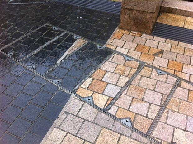 funny ocd pictures, street