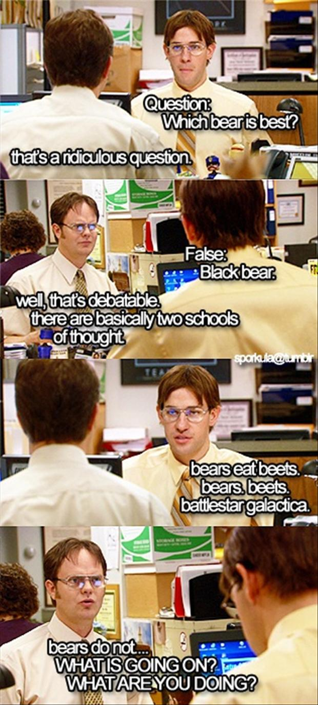 funny pictures, the office