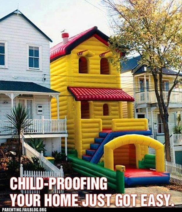 funny play houses for kids