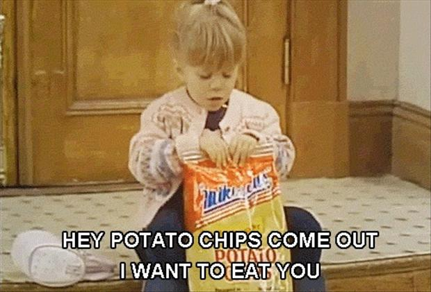 funny potato chip quotes