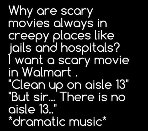 funny scary movies quotes dump a day