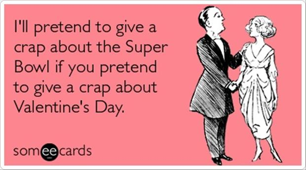 funny someecards, valentines day