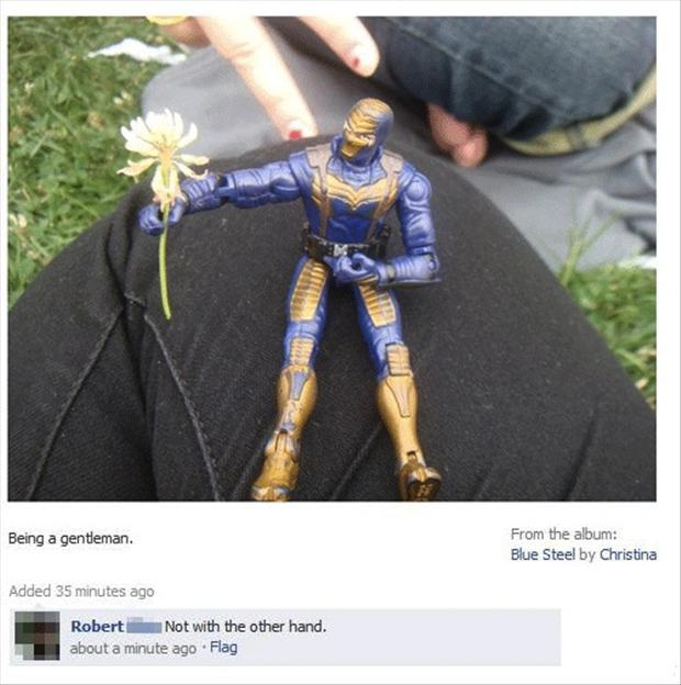 funny toy, facebook updates