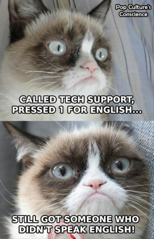Grumpy cat tech support grumpy 20cat 20morning 20620x962