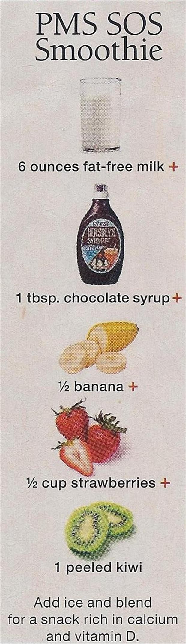 how to make a smoothie drink
