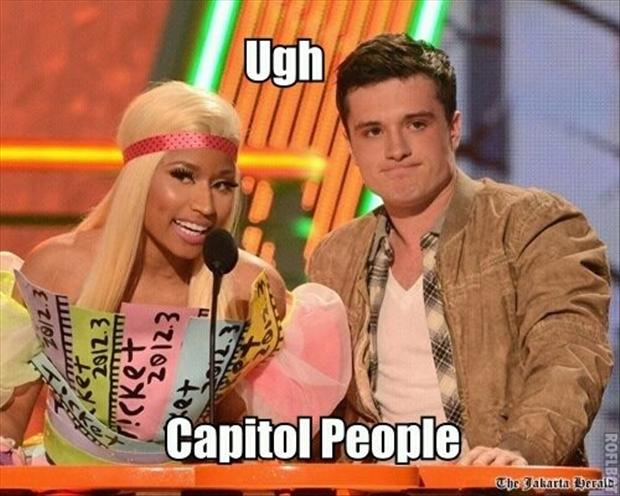 hunger games, capitol