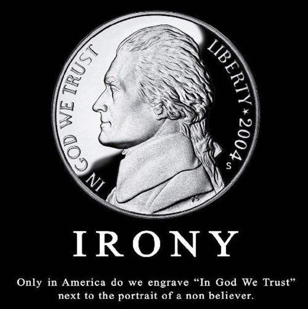 in god we trust, funny pictures