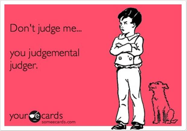 judge, funny quotes