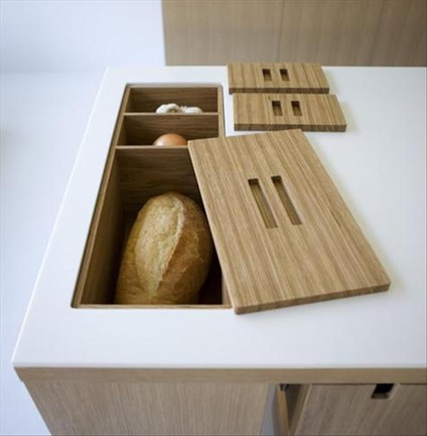 kitchen storage, great ideas