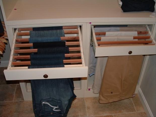 Laundry room ideas 2 dump a day Laundry room drying rack ideas