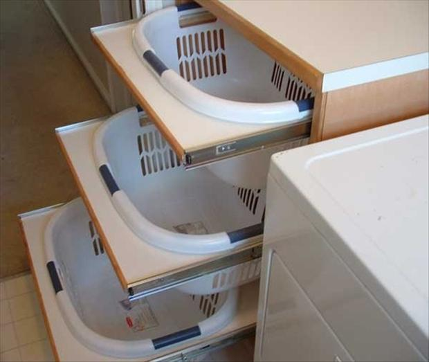 laundry room ideas - Dump A Day