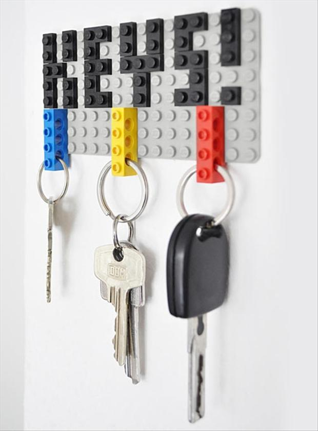 lego key chains