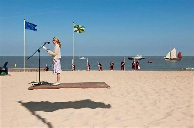 magic carpet, perfectly timed photos