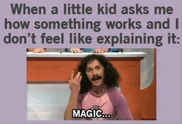 magic, funny pictures