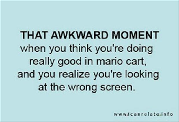 mario cart, funny pictures