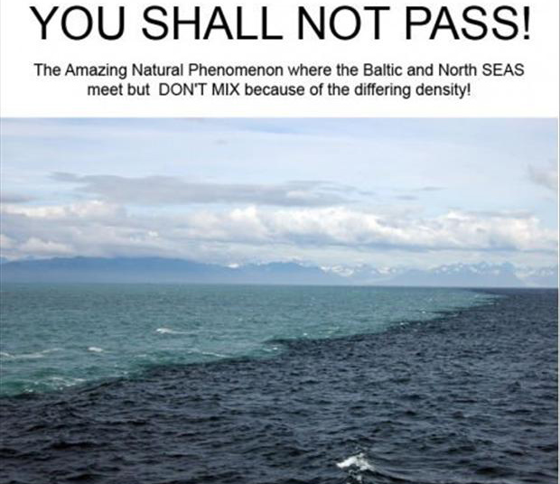 ocean, you shall not pass