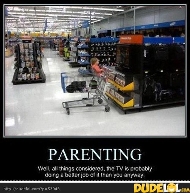 people of wal mart, baby sitting