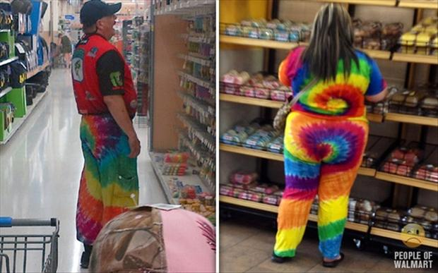 Image of: Fails People Of Wal Mart Hippies Dumpaday People Of Walmart 25 Scary Pics