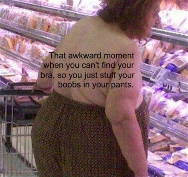 people of wal mart, stuff your boobs in your pants