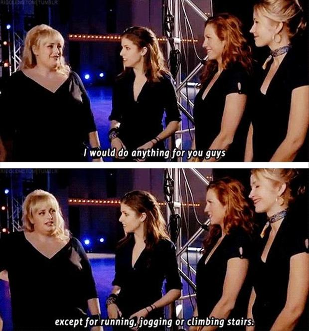Hilarious Quotes From Pitch Perfect pitch perfect, ...