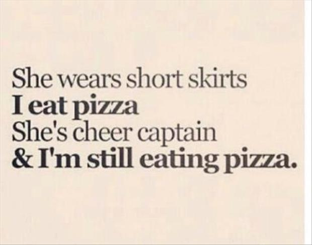pizza, funny quotes