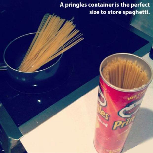 pringles can, smart ideas