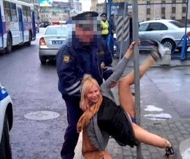 prostitute getting arrested, wtf pictures