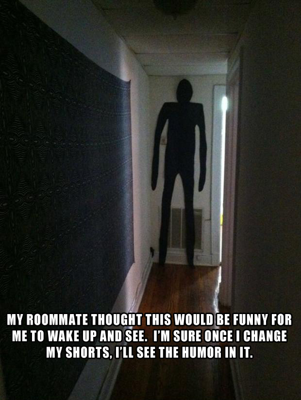 roommate pranks, funny pictures