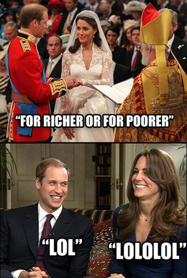 royal wedding, funny pictures