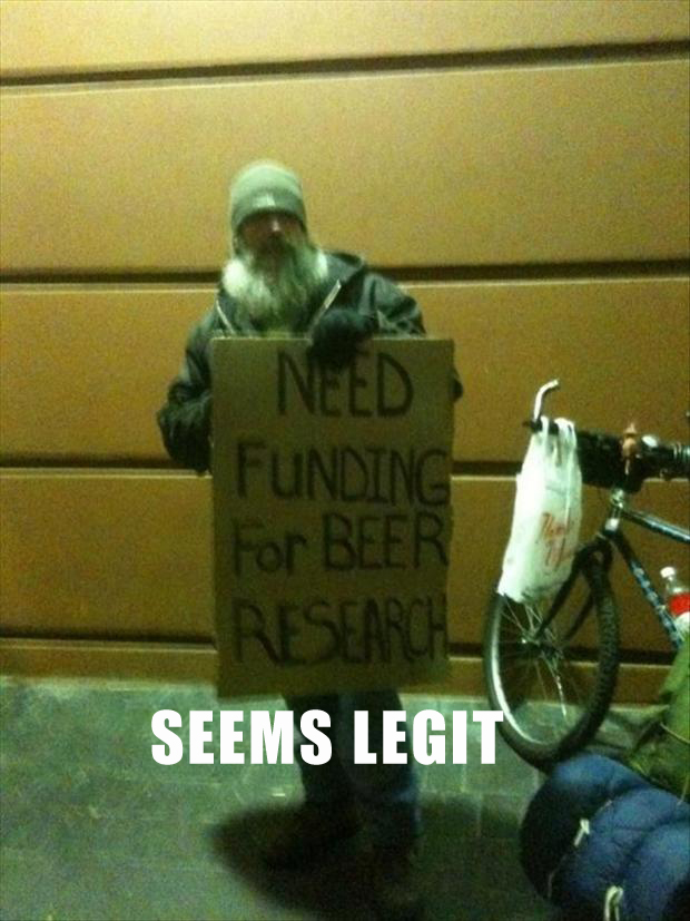 seems legit, homeless man signs