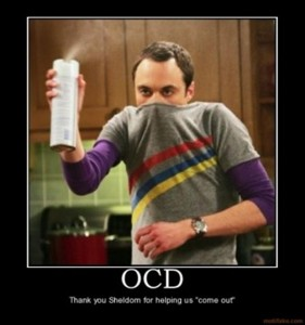 sheldon cooper ocd funny demotivational posters