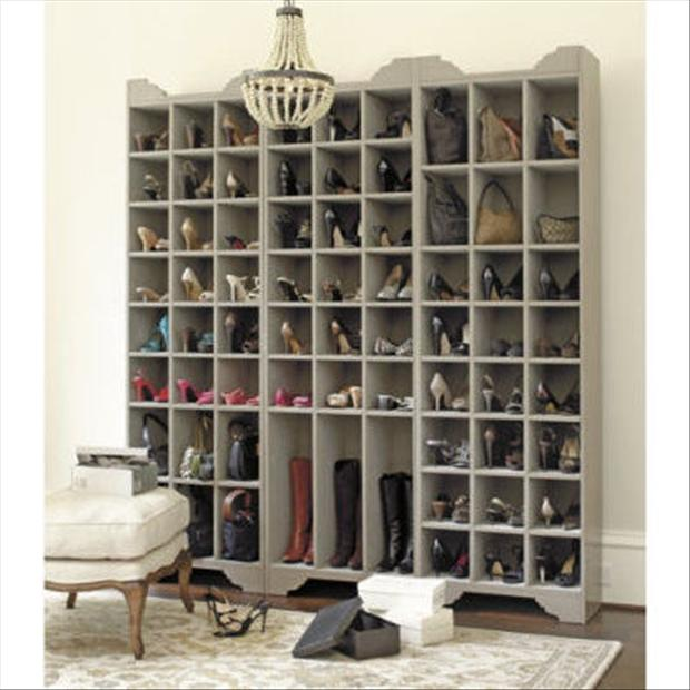 shoes, and boots, shelf