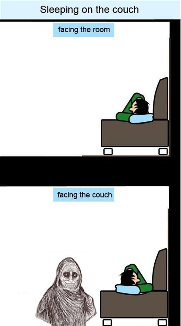 sleeping on the couch, funny pictures