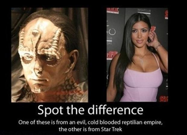 spot the difference, funny kardashian pictures