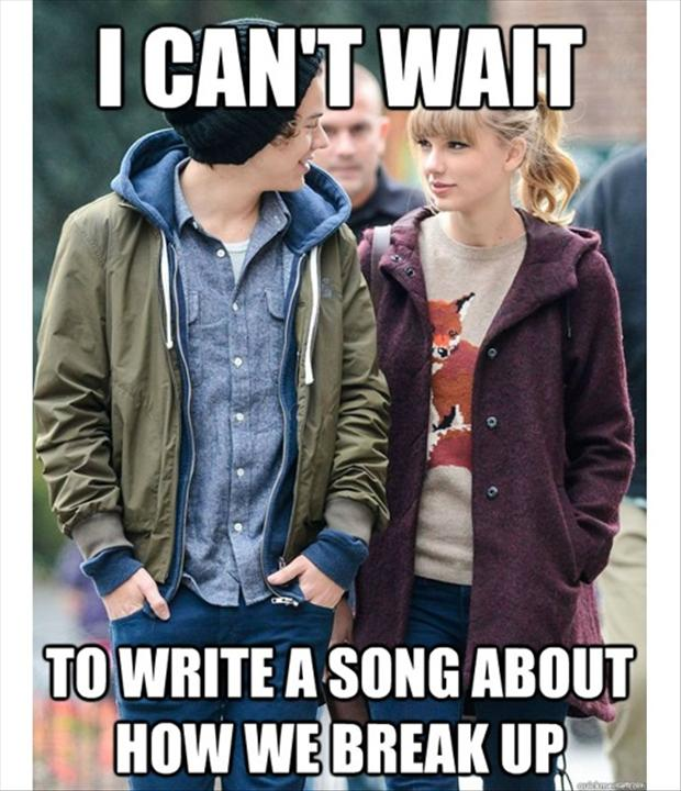 taylor swift breakups