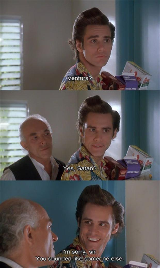 the ace ventura, funny pictures
