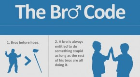 The Bro Code – Infographic