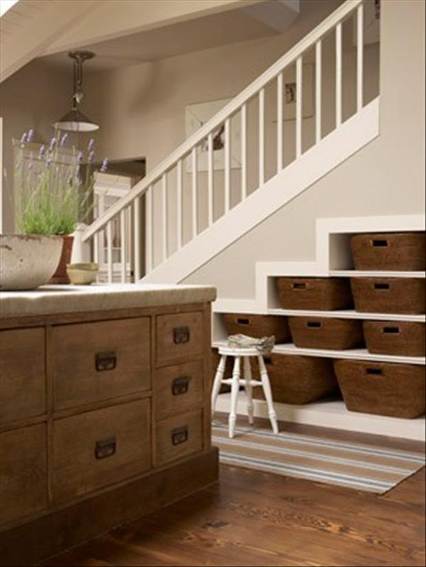 under the stairs storage dump a day. Black Bedroom Furniture Sets. Home Design Ideas