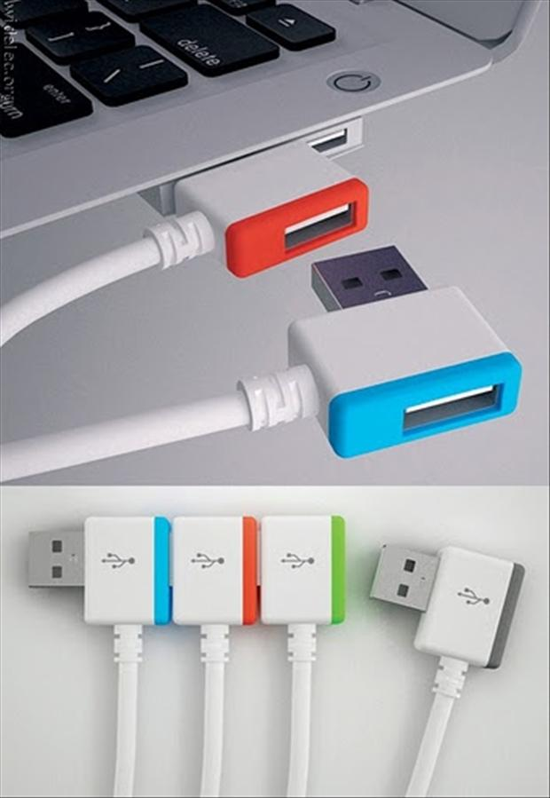 usb, smart ideas