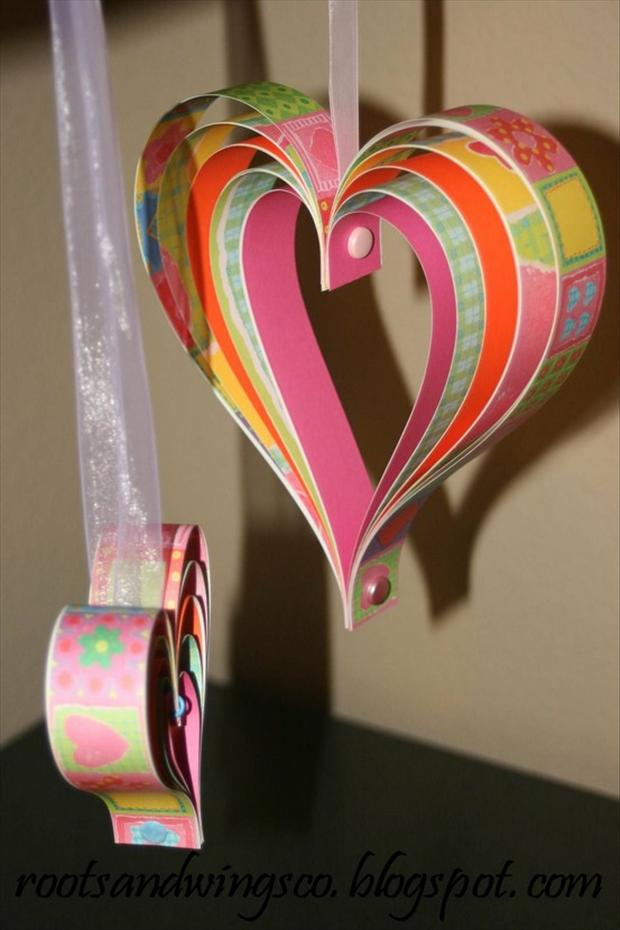 valentine's day crafts to parents