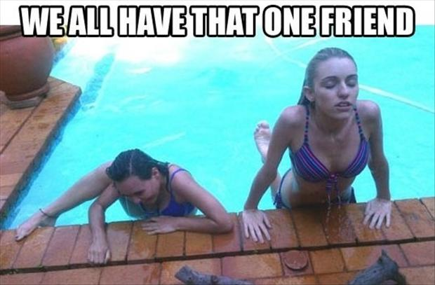 we all have that one friend, funny pictures
