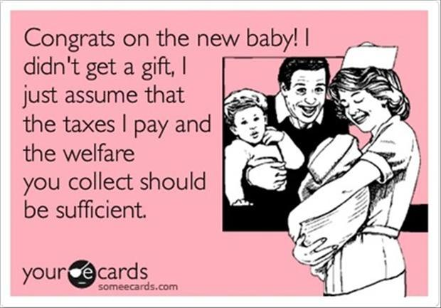 welfare, funny quotes