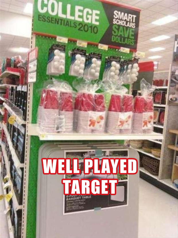 well played, target