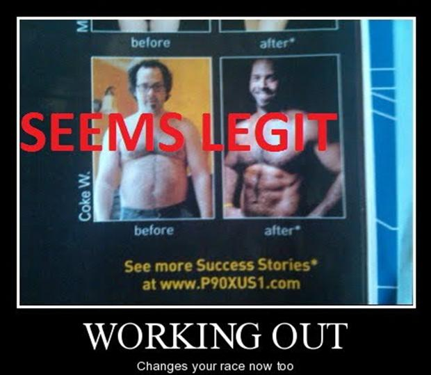 workout, seems legit